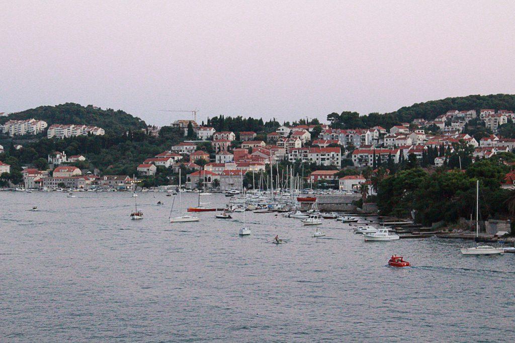 Visitare la Croazia partendo dal Porto di Dubrovnik