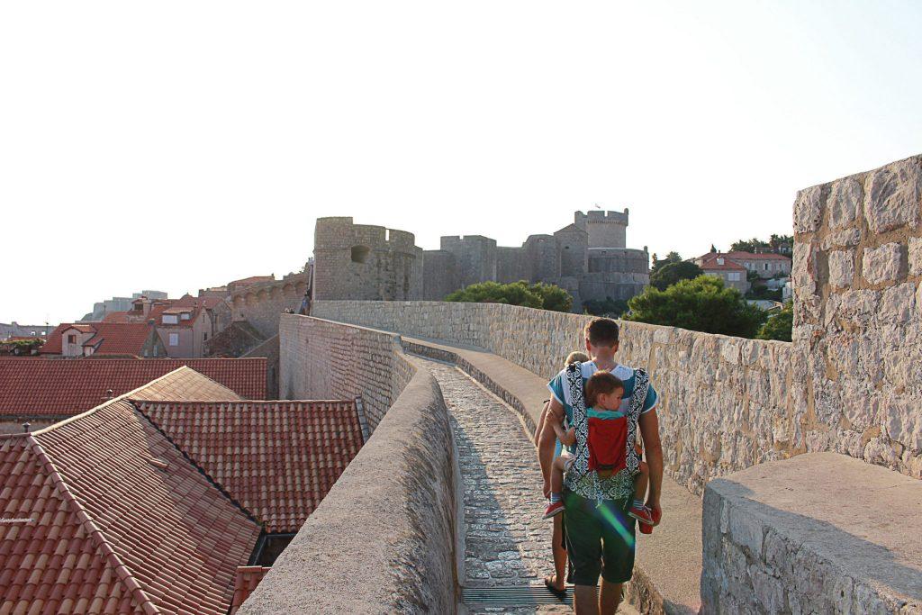 Mura di Dubrovnik - Viaggi tra le Righe - Blog di Antonio Rotundo