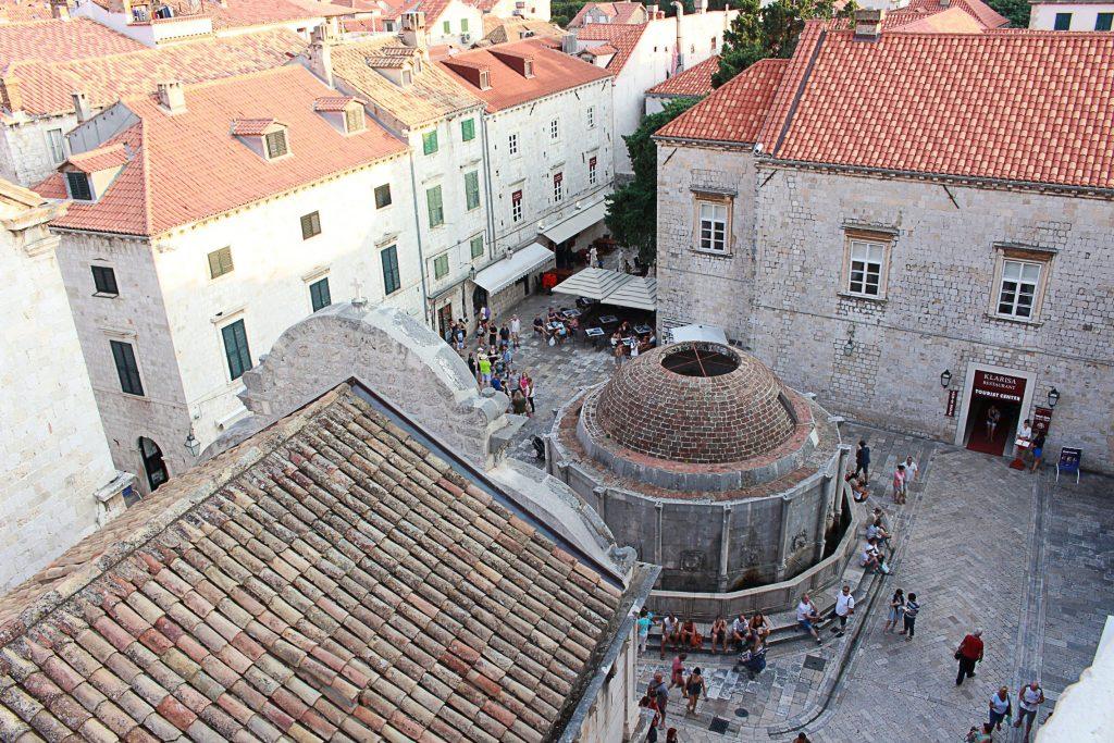 Grande Fontana di Onofrio, Croazia - Viaggi tra le righe - Blog di Antonio Rotundo