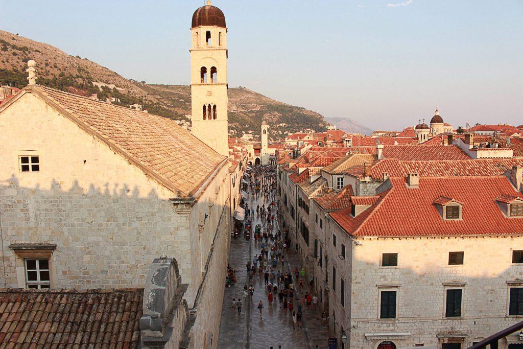 Stradun, Dubrovnik - Viaggi tra le Righe - Blog di Antonio Rotundo