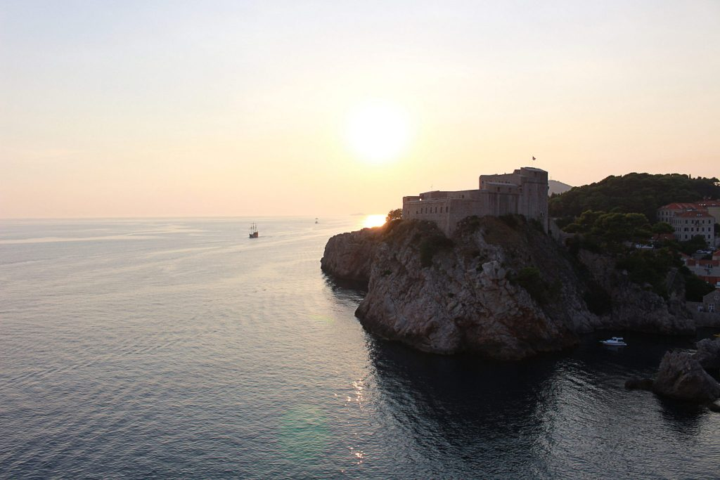 Fortezza di Lovrijenac, Dubrovnik - Viaggi tra le Righe - Blog di Antonio Rotundo