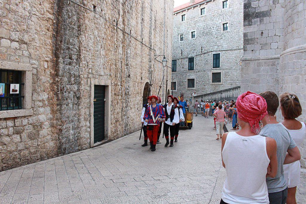 Sfilata storica, Dubrovnik - Viaggi tra le Righe - Blog di Antonio Rotundo