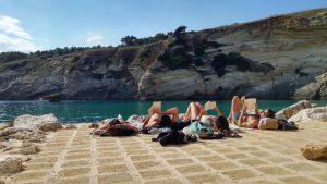 Baia di Porto Miggiano - Viaggi tra le righe - Blog di Antonio Rotundo
