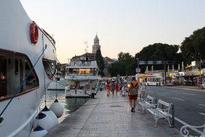 Porto di Spalato - Viaggi tra le righe - Blog di Antonio Rotundo