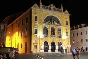 Teatro dell'Opera di Spalato - Viaggi tra le righe - Blog di Antonio Rotundo