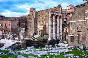Interno dei Mercati di Traiano, ecco cosa vedere a Roma in tre giorni