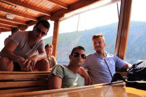 Hvar-Escursione-in-barca-300x200 Gli ultimi due giorni del mio viaggio in Croazia