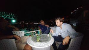 Vita notturna a Saranda - Viaggi tra le Righe - Blog di Antonio Rotundo