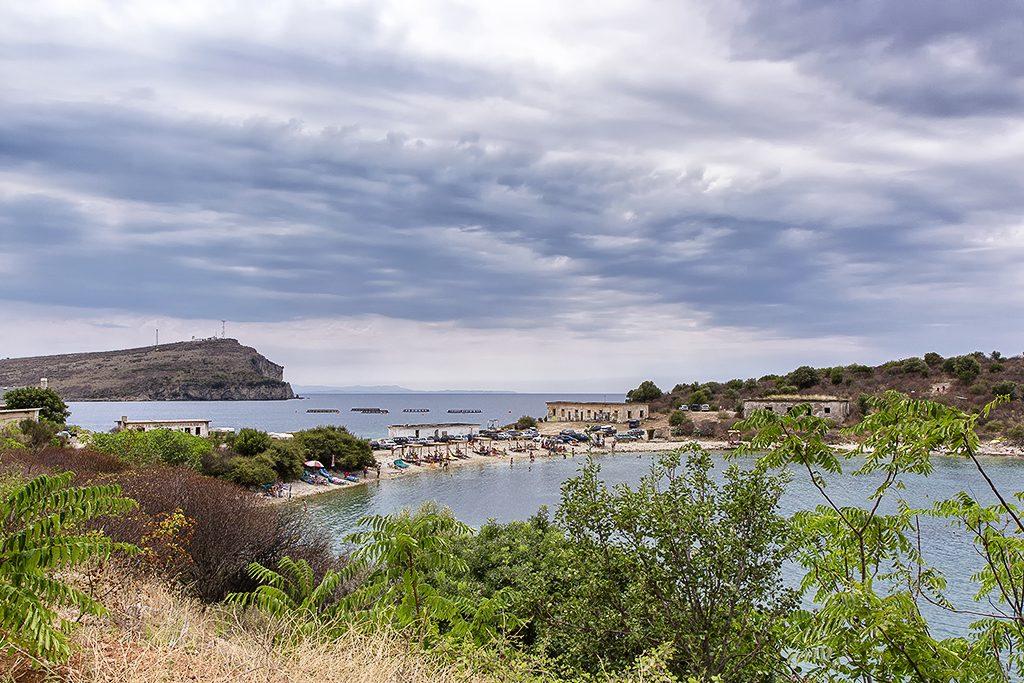 Tour in Albania - Porto Palermo Beach - Viaggi tra le Righe - Blog di Antonio Rotundo