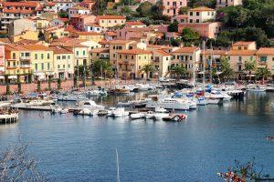 Porto Azzurro - L'isola d'Elba - Viaggi tra le Righe - Blog di Antonio Rotundo