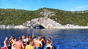 Grotta di Meganissi - Spiagge di Lefkada - Viaggi tra le righe