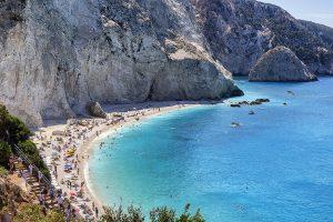 Porto Katsiki - Le spiagge di Lefkada - Viaggi tra le righe