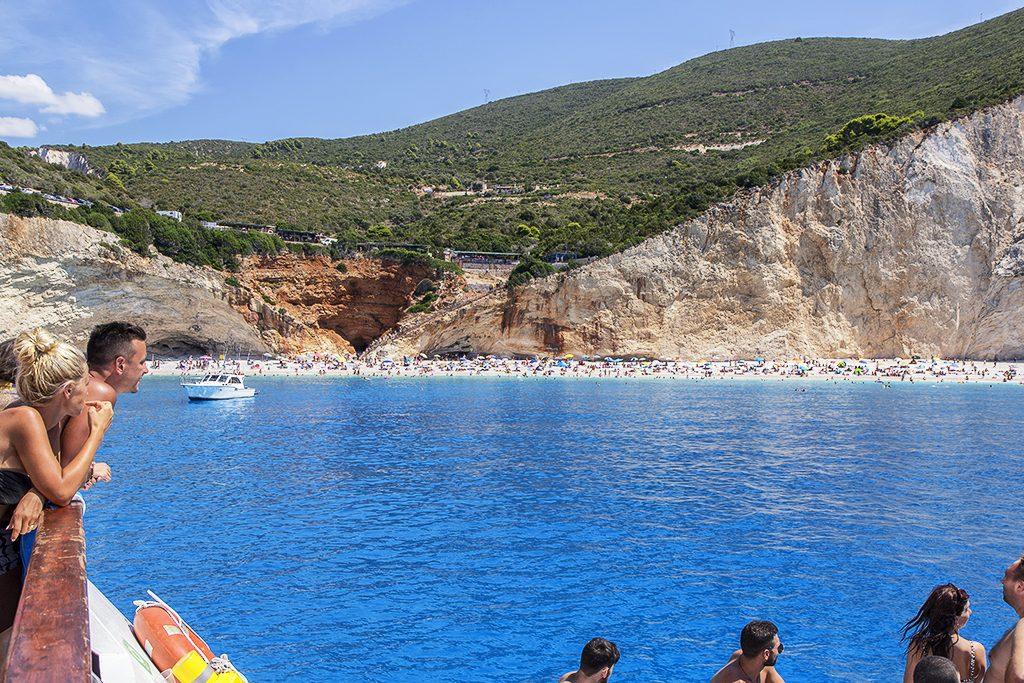 Porto-Katsiki-Spiagge-di-Lefkada-1024x683 Le bellissime spiagge di Lefkada in Grecia