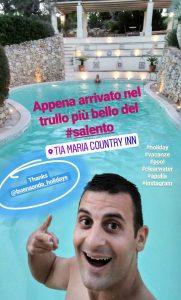 Tia-MAria-CountryInn-181x300 Il mare del Salento, tre giorni tra Porto Cesareo e Torre San Giovanni