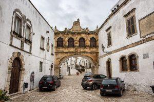 Arco Scoppa, Ostuni - Viaggi tra le righe - Blog di Antonio Rotundo