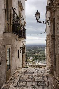 Via Fran. Tanz. Vitale, Ostuni - Viaggi tra le righe - Blog di Antonio Rotundo