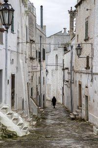 Via Clemente Leonardo, Ostuni - Viaggi tra le righe - Blog di Antonio Rotundo