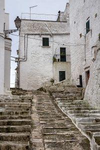 Via de Landria Balsamo, Ostuni - Viaggi tra le righe - Blog di Antonio Rotundo