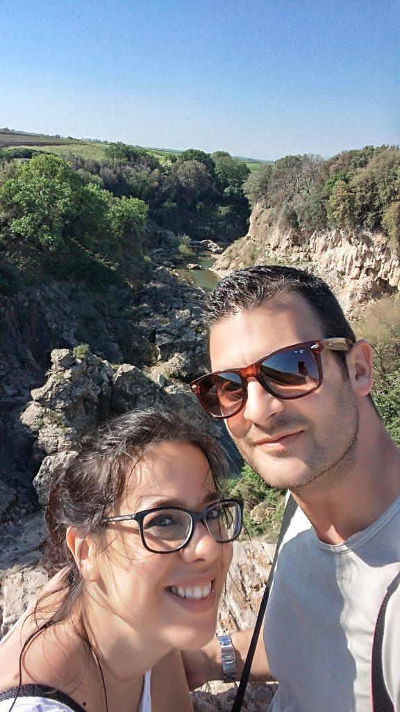 selfie al castello dell'Abbadia, Vulci - Ecco cosa vedere in Maremma