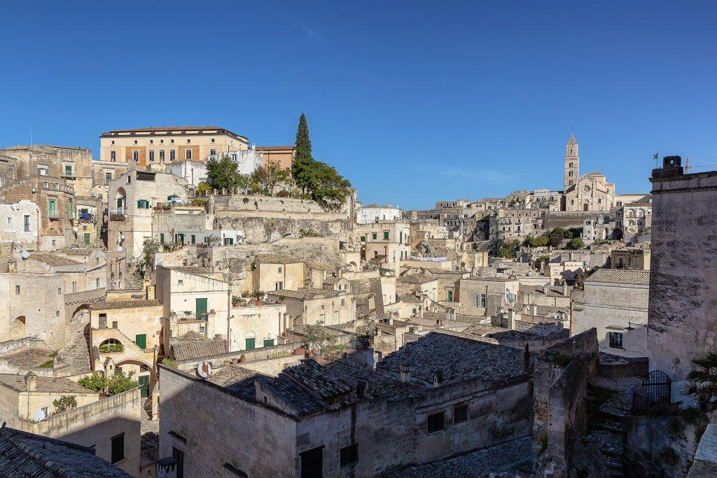 vista all'interno della zona Sasso Barisano