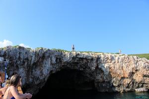 Grotta_verde_Vis Isola di Hvar